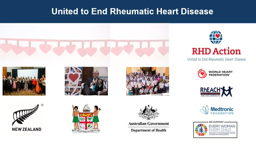 United to End RHD Side Event to the World Health Assembly