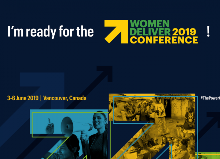 Reach at Women Deliver in Vancouver
