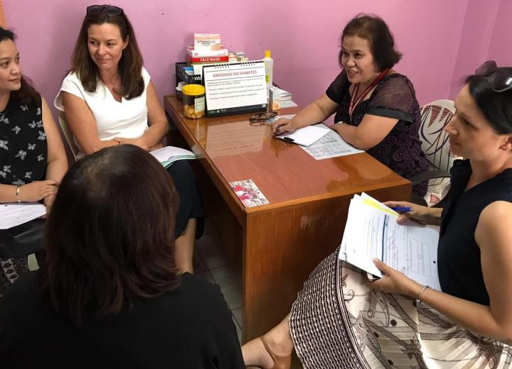 Momentum Builds to Tackle RHD in the Philippines